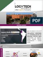 PRESENTACION MODELO DE LOGYTECH - LOGISTICA