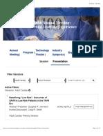 AATS_Abstract_Number 13 Adult Cardiac Surgery May 22-23, 2020+