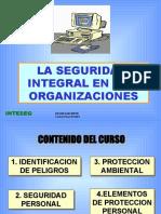 seguridad integral en las organizaciones