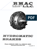 Hydromatic Brake New Catalog HB-1-10