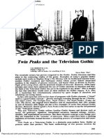 1993 Twin Peaks and the Television Gothic