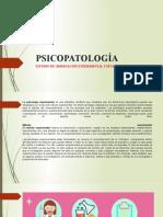 DIAPOSITIVA - PSICOPATOLOGÍA
