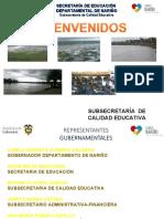 Presentación PEI - AUTOEVALUACIÓN- PMI.ppt