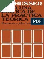 Louis Althusser - Para una crítica de la práctica teórica.pdf