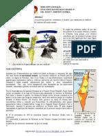 GT 2020 CSC G9° EL CONFLICTO ÁRABE-ISRAELÍ
