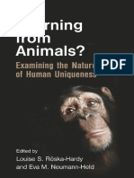 Learning from Animals Examining the Nature of Human Uniqueness by Louise S. Röska-Hardy, Eva M. Neumann-Held (z-lib.org).pdf