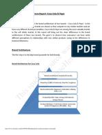 Building Brand Architecture Report- coursera.pdf.pdf