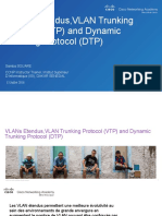 VLAN Trunking Protocol (VTP) et DTP