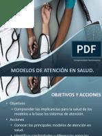 Udd.1. Modelos de Salud