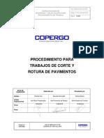 03. PT CORTE Y ROTURA DE PAVIMENTO (Rev. 00)