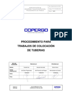 07. PT COLOCACION TUBERIA (Rev. 00).pdf