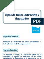 TEOE 09- TIPOS DE TEXTO