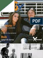 Revista MadX Otoño-Invierno