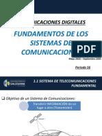 1. Fundamentos de los Sistemas de Comunicaciones