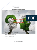 TRABAJO CORRIENTE FILOSOFICA. historicismo. psicologia primer trimestre T2 (1)