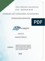 informe maquina termica final