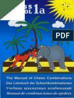 Manual de Combinaciones de Ajedrez_Nivel I a.pdf