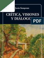 Criticas Visiones y Dialogos