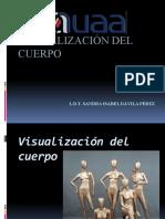Visualización del cuerpo