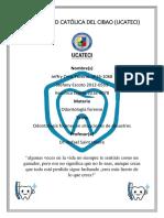 odontologia forense en situaciones de desastre