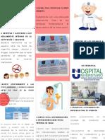 deberes de los pacientes a cumplir gina marcela ceron auxiliar del area de la salud uci neonatal