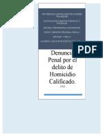 DELITO DE HOMICIDIO CALIFICADO (LUIS D. SONCCO DURAND).doc
