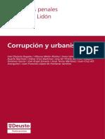corrupcion y urbanismo