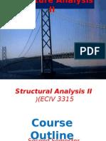 Structural Analysis II Syllabus 20101 2