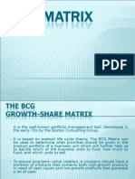 Bcg Matrix Class