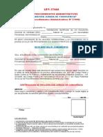 DECLARACION JURADA DE CONVIVENCIA_FORMATO