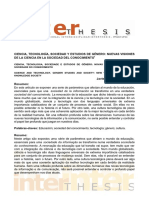 15. Ciencia, tenología, sociedad y estudios de género - Nuevas visiones de la ciencia en la sociedad delc onocimiento.pdf
