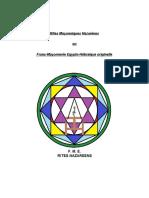Rites Maçonniques Nazaréens ou Franc-Maçonnerie Egypto-Hébraïque originelle.pdf