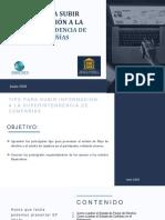 TIPS PARA PRESENTACION EF 2020