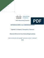 CISCO_CiberSecurity_Introuduction_Capítulo_2_Ataques_Conceptos_Tecnicas_2da_Parte