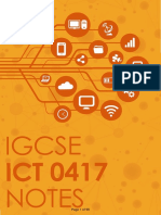 IGCSE ICT 0417 THEORY NOTES_final