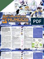 Brigada Ligeira Estelar - Batalha Dos 3 Mundos