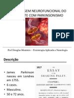 Fisio na doença de Parkinson