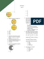 Matemática3°