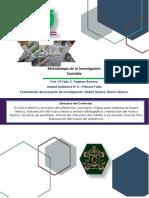 Unidad Didáctica 4 Primera parte - Marco Teórico y Referencial