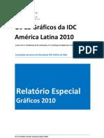 12 Gráficos da IDC América Latina 2010