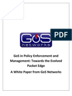 QoS in the Evolved Network