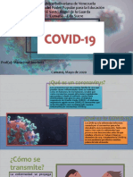 COVID-19 Diapositivas