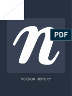 NotePerformer - Version History_4.pdf