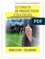 BETTING STRATEGY EBOOK - Teaser