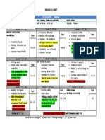 Global B06-R Progress Chart basic 6