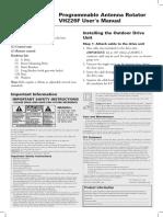 RCA Rotor VH226F_US_IB_03.pdf
