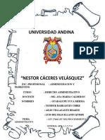 LEY DEL PROCEDIMIENTO ADMINISTRATIVO GENERAL LU.docx