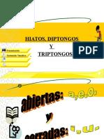 DIAPOSITIVAS HIATOS