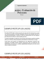 Evaluación de proyectos (ejemplo)
