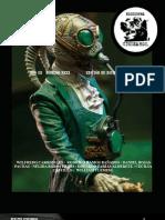 Revista Cinosargo XXXI Edición diciembre del 2010